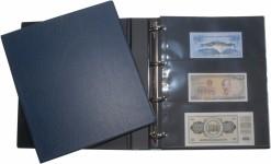 Hartberger Bankbiljetten beginset blauw