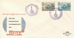 Nederland 1965 FDC I.T.U onbeschreven E73