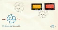 Nederland 1965 FDC I.C.E.M. onbeschreven E78
