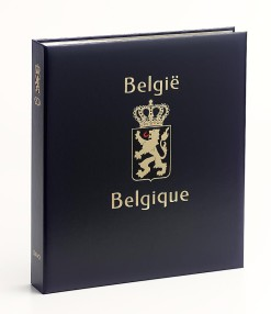 DAVO Luxe postzegelalbum Belgie VI 2000-2006