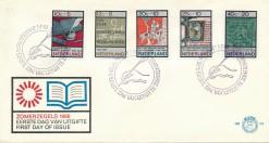 Nederland 1966 FDC Zomer onbeschreven E79