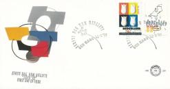 Nederland 1992 FDC Wereldtentoonstelling Sevilla onbeschreven E291