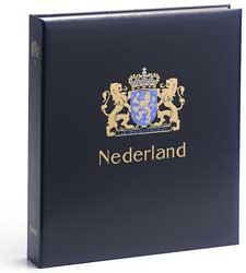 DAVO Luxe postzegelalbum Nederland S  voor combinaties uit postzegelboekjes t/m 2003