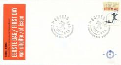 Nederland 1989 FDC 100 jaar K.N.V.B. onbeschreven E267