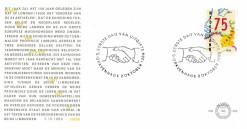 Nederland 1989 FDC 150 jaar Verdrag van Londen onbeschreven E268