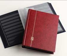 DAVO NERO G insteekboek groot, 64 bladzijden, 32 bladen