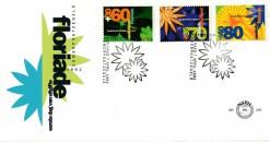 Nederland 1992 FDC Zomer onbeschreven E293