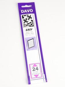 Easy zelfklevende klemstrook Z24 (215 x 28) set van 25 stuks
