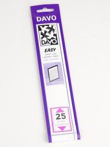 Easy zelfklevende klemstrook Z25 (215 x 29) set van 25 stuks