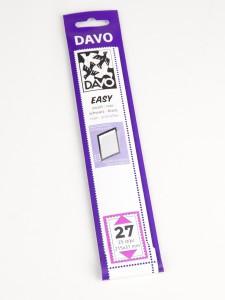 Easy zelfklevende klemstrook Z27 (215 x 31) set van 25 stuks