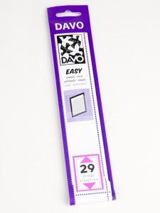 Easy zelfklevende klemstrook Z29 (215 x 33) set van 25 stuks