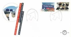 Nederland 1994 FDC Gecombineerde uitgifte onbeschreven E324