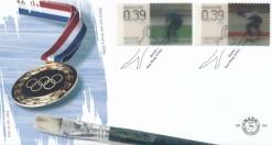 Nederland 2006 FDC Going for Gold onbeschreven E529