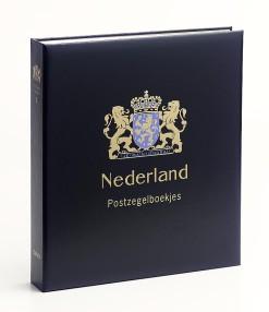 DAVO Luxe postzegelalbum Nederland Postzegelboekjes I 1983-2003