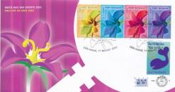 Nederland 2003 FDC Port Betaald Zegel Lelies en Walvis TPG onbeschreven PBZ 6