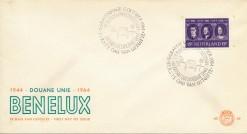 Nederland 1964 FDC Benelux onbeschreven E68