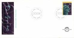 Nederland 1992 FDC Munt- en Penningkunde onbeschreven E296