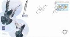 Nederland 2008 FDC Persoonlijke postzegel: 100 jaar N.B.F.V. onbeschreven E566