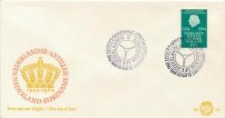 Nederland 1964 FDC Tien jaar Statuut onbeschreven E70