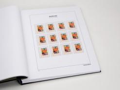 Luxe bladen Nederland persoonlijke Postzegel PV (5)