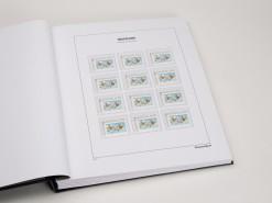 Luxe bladen Nederland persoonlijke Postzegel PH (5)