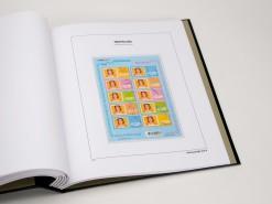Luxe bladen Nederland persoonlijke Postzegel PVV Velletjes van 10 (per 5)