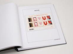 Luxe bladen Nederland persoonlijke Postzegel PVH Velletjes van 10 (per 5)