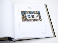 Luxe bladen Nederland persoonlijke Postzegel PVH Velletjes van 3 (per 5)