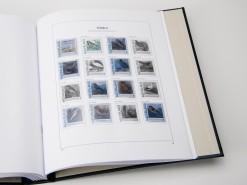 Luxe bladen Nederland persoonlijke Postzegels Vogels 2012