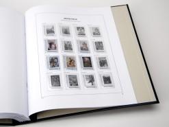 Luxe bladen Nederland persoonlijke Postzegels Anton Pieck 2012