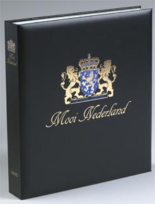 Davo Luxe postzegelalbum Mooi Nederland 2005-2014 (Zwart/wit)