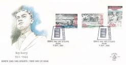 Aruba 2002 FDC Historische zegels E 102