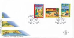 Aruba 2002 FDC Kinderzegels E 103