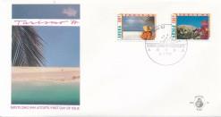 Aruba 1987 FDC Toerisme E 10