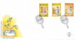 Aruba 2004 FDC Kinderzegels E 113