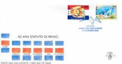 Aruba 2004 FDC 50 jaar Statuut voor het Koninkrijk E 115