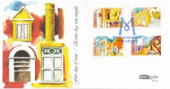 Aruba 2007 FDC Historische Musea E 131