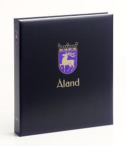 Luxe band postzegelalbum  Aland III