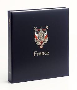 Luxe band postzegelalbum  Frankrijk (zonder nummer)