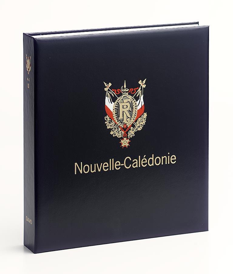 Davo Luxe postzegelalbum Nieuw Caledonie II 1996-2014