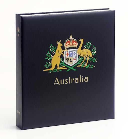 Luxe band postzegelalbum  Australie II  1