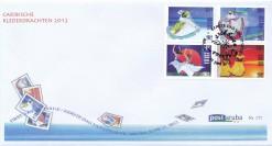 Aruba 2012 FDC Caribische klederdracht E 177