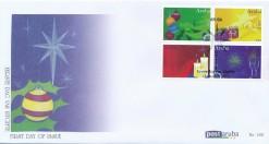 Aruba 2012 FDC Kerst en nieuwjaar E 180