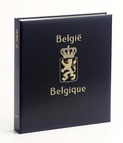 Luxe band postzegelalbum  Belgie I