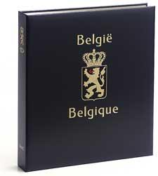 Luxe band postzegelalbum  Belgie 20e eeuw