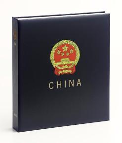 Luxe band postzegelalbum  China III