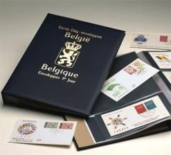 Luxe album FDC Belgie