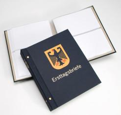 Standaard album FDC-K (Duitsland)