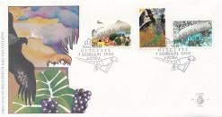Aruba 1990 FDC Natuur en milieu E 25