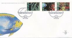 Aruba 1990 FDC Onderwatergezichten E 26